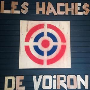Lancer de haches Voiron
