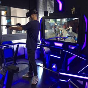 Réalité virtuelle à Voiron