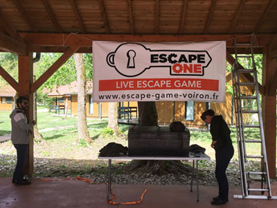 Escape game nomade